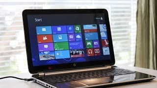 HP Pavilion TouchSmart 15-n013dx / 15-n211dx Laptop Review