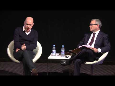Advertising Week Europe 2013: WINNING: SIR MARTIN SORRELL AND SIR DAVE BRAILSFORD