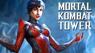 Mortal Kombat 11 Skarlet Gameplay German Klassic Tower Story