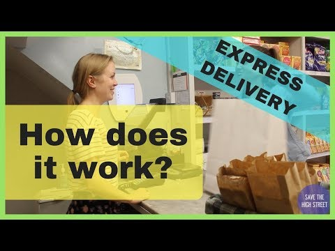 On-Demand Delivery Made Easy!