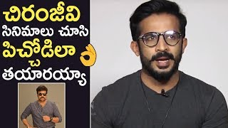 Anchor Ravi Superb Words About Chiranjeevi | Mega Star Is My Inspiration | TFPC