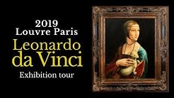 Louvre exhibition Leonardo da Vinci 2019 Paris