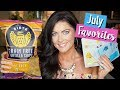 July Favorites | Health Food + Beauty + Fashion!