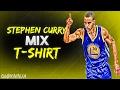 Stephen Curry Mix - T-Shirt
