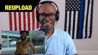 Black Conservative Reaction To This is America By Childish Gambino aka Donald Glover *REUPLOAD*