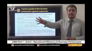 cma part 1 operational efficiency business process performance review dr musa shaikh