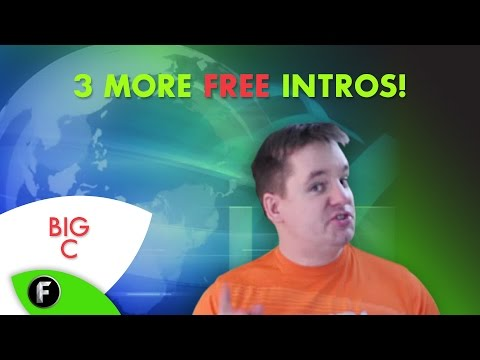3 FREE Freedom Intros - FIFA '16 style + Extrusion style