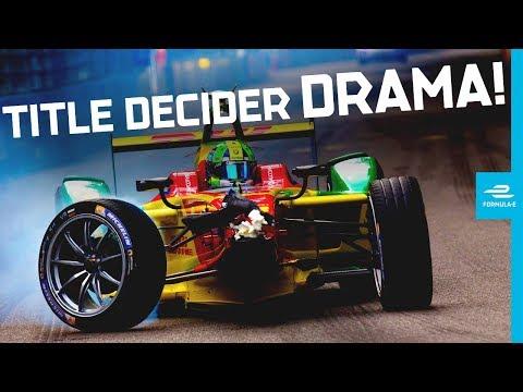 Every Formula E Title Decider EVER! | ABB FIA Formula E Championship