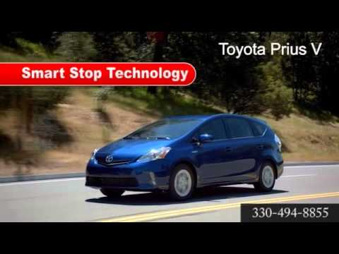 New 2013 Toyota Prius V Canton Akron OH Cain Toyota Canton OH Akron OH