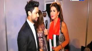 احلى النجوم - احمد جمال من مهرجان ابو ظبي السينمائي - Abudhabi Festival 2016