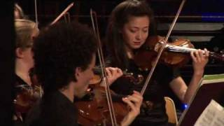 A.Dvorak - Sérénade pour orchestre à cordes  op.22 ; II-Tempo di Valse;BCP-Benoît Fromanger