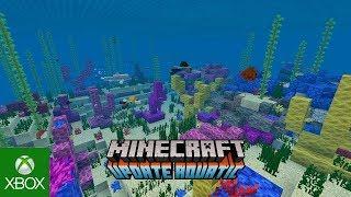 Minecraft Update Aquatic está disponível!