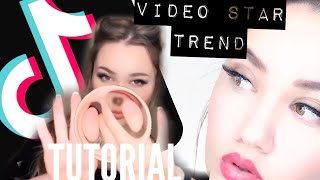 HOW TO DO THE VIDEO STAR TREND (FREE!) || TIK TOK TUTORIALS PART 5