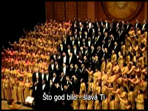 The Brooklyn Tabernacle Choir - Hallelujah Anyhow (w/croatian subtitle)