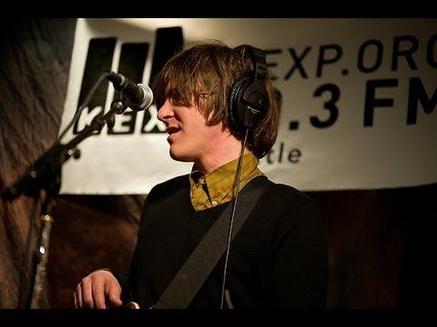 Crystal Stilts - Prometheus (Live on KEXP)