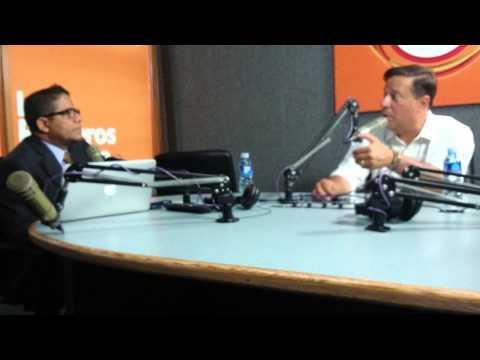 La Mañana Espectacular presenta la entrevista con Juan Carlos Varela Parte 1