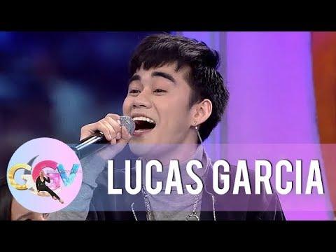 Lucas impersonates local singers   GGV