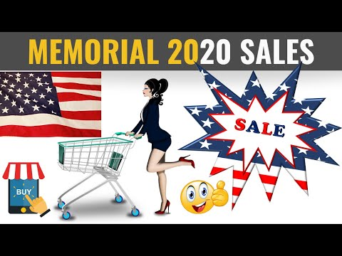 Memorial Day Sale 2020 | Online Discounts & Coupon Codes | Memorial Day Weekend Sales & Promo Codes