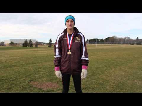 WXC Individual Champion: Amanda Peters, University of Minnesota Morris
