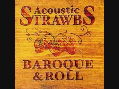 GHOSTS by ACOUSTIC STRAWBS.