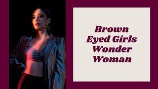 Brown Eyed Girls - Wonder Woman [polskie napisy / PL SUB]