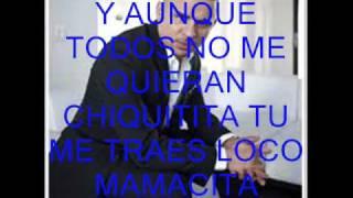 LARRY HERNANDEZ-ARRASTRANDO LAS PATAS.(CON LETRA)