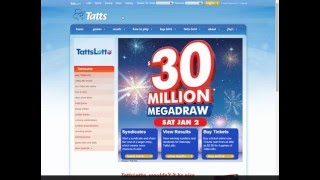 How to play Pick 4 Tattslotto for only $29.15 instead of $582.55