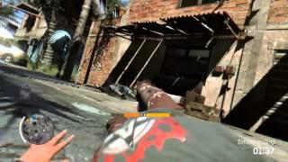 Dying Light PS4 Developer Commentary