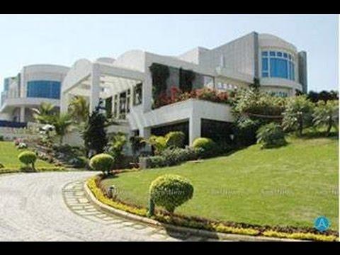 Chiranjeevi House in Hyderabad - YouTube
