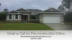 Port St  Lucie New Construction House