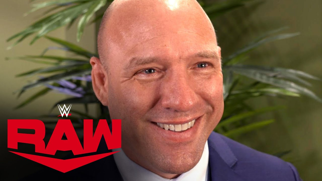 Jimmy Smith anticipates his Monday Night Raw debut: WWE Network Exclusive, May 31, 2021