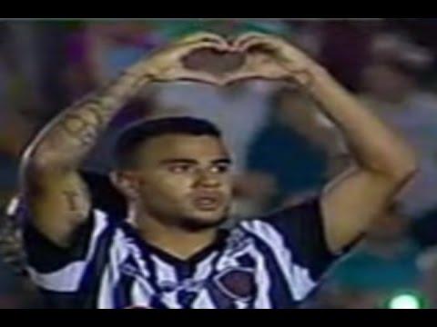 Gol de Carlinhos, Botafogo-PB 1 x 0 Palmeiras (Classificado) - Copa do Brasil 21/09/2016