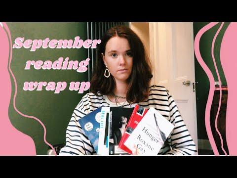 September reading wrap up   Real life, memoirs & debuts