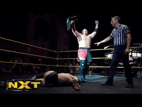 Samoa Joe's shocking NXT Championship victory over Finn Bálor: WWE NXT, April 27, 2016