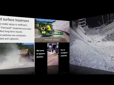Kurita Handling Solutions For Dust Control And Bulk Materials
