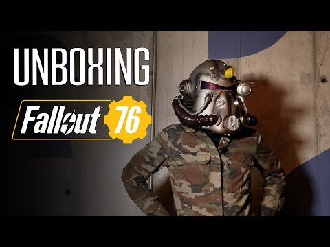 Unboxing: Fallout 76 Power Armor Edition thumbnail