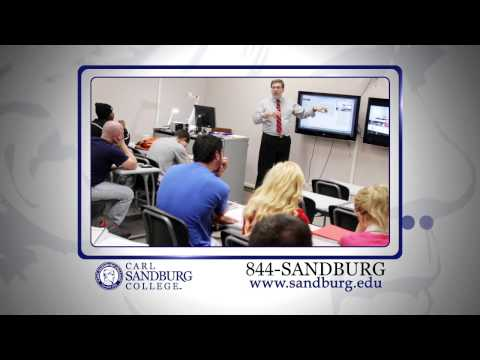 Carl Sandburg College - Business