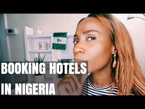 VISITING LAGOS NIGERIA?: HOW TO BOOK CHEAP HOTELS IN LAGOS 2018 | Daily Vlog #21 | Sassy Funke