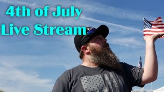 4th Of July 🔴 Oldsmokey Live Stream