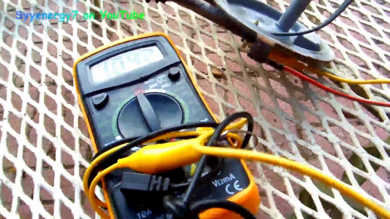 Redneck Repair A Fuel Sending Unit Youtube Gm Level Sensor Wiring