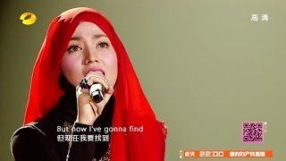 Repeat youtube video Shila Amzah 茜拉【我是歌手 2】第9期《Listen》現場版