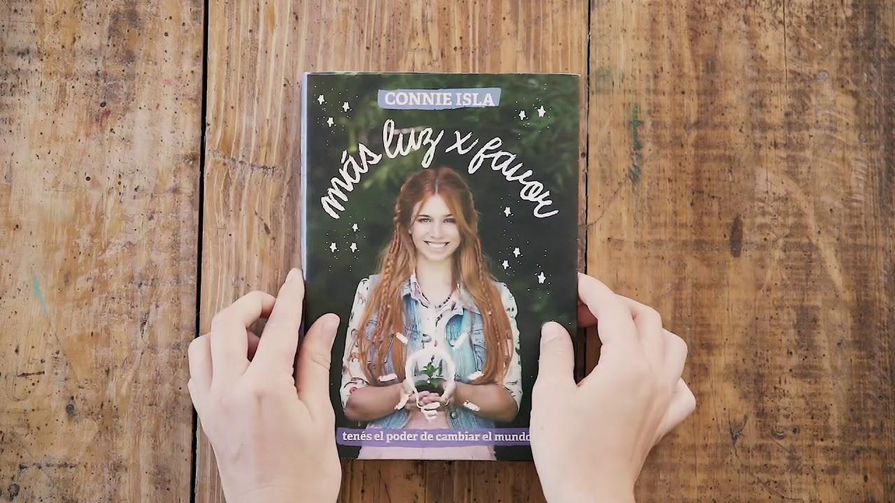 """""""Mas Luz X Favor"""" Book Trailer"""
