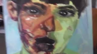 jenny saville copy speed painting