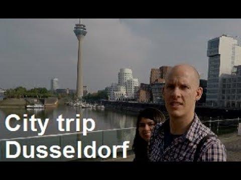 City Trip to Dusseldorf Germany | Sony A6300