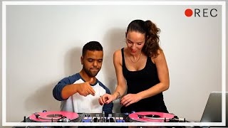 DJ Lady Style - Party Mix with Anouar