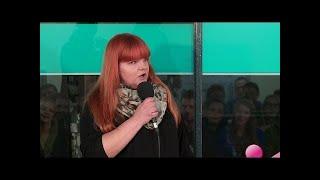Sandra Petrat auf Männersuche - Nightwash live