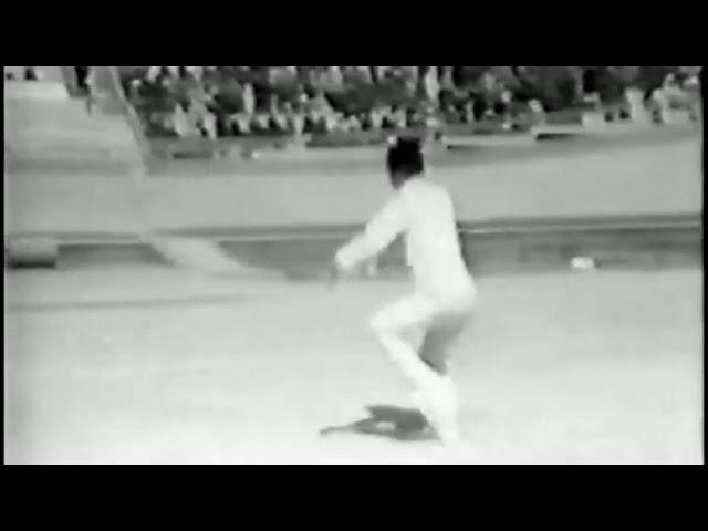 Chen Xiao Wang - Tai Chi style Chen Xinjia Erlu 1980's [陈氏太极拳新架 Taijiquan style Chen]