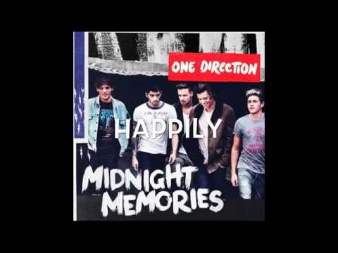 Happily-one direction (audio)