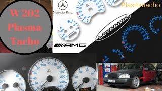 Mercedes-Benz W202 | Plasmatacho | Ichbinsjetzt Tuning