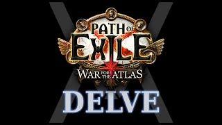 Path of Exile 3.4 - Delve - Гайд по лиге Спуск
